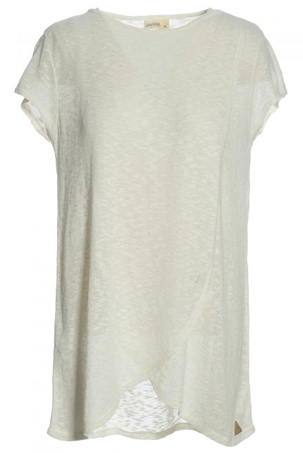 Croisee blouse ivory