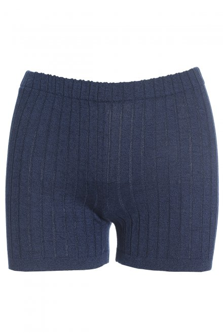 Ripped shorts blue