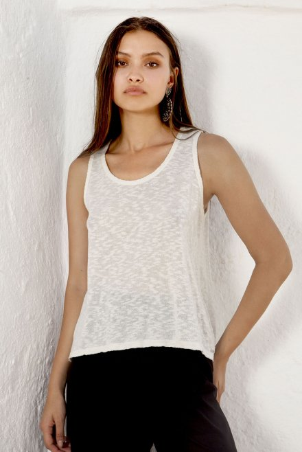 Flama knitted top